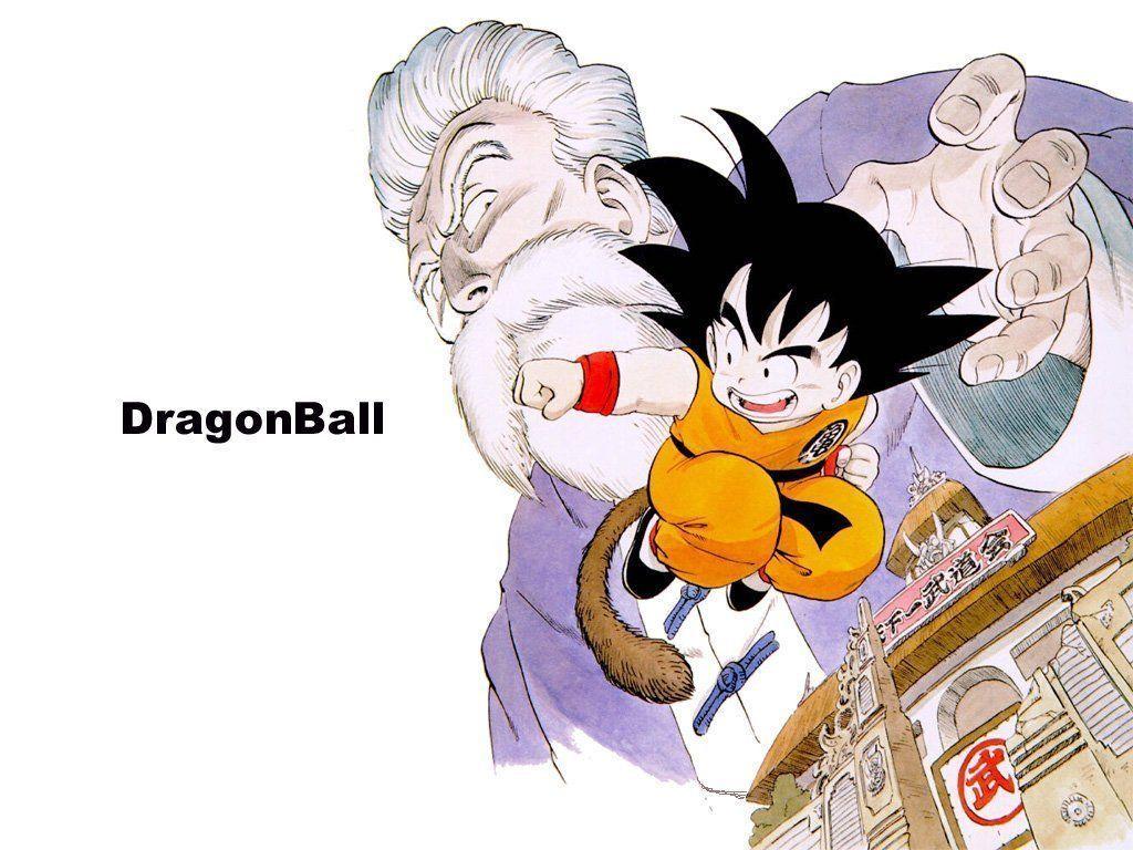 Dragon ball satan petit coeur centerblog - Petit sangoku ...
